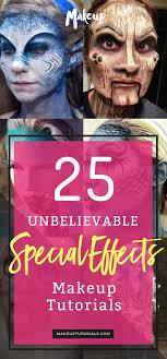 special effects makeup 25 unbelievable special effects makeup tutorials