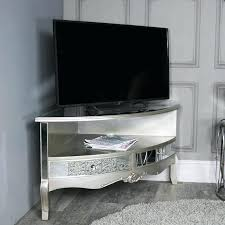 corner tv cabinet diy small white stands tall