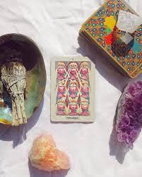 5 intention 1 card tarot reading virtual