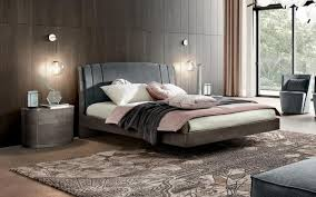 Night stand features an ac power supply. Round Trendy Silver Birch Italian Bedroom Set By Camel Group