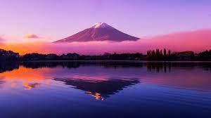 best wallpaper Picture of Mount Fuji in ...