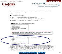 Usa jobs resume builder format elegant screnshoots usajobs quotes