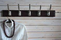 Old Coat Rack Vintage 100 ball wooden coat hook Retro hanger Coat rack Strong 83