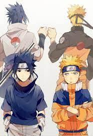 Who has a more toxic relationship Naruto and Sasuke or Gon and Killua? -  Quora