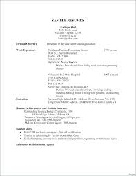 Childcare Resume Template Awesome Assistant Treasurer Cover Letter Cover Letter For Daycare Job Resume