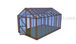 green house plans. The Big Greenhouse Green House Plans