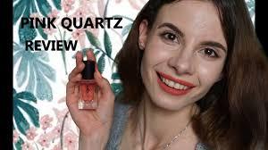 <b>PINK</b> QUARTZ - <b>OLIVIER DURBANO</b> NICHE PERFUME : Review ...