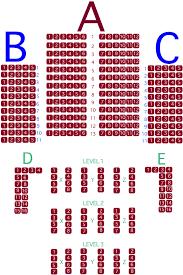 Cine El Rey Seating Chart Top Box Ticketscine El Rey