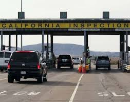 California inspection station protects agriculture, angers drivers ...