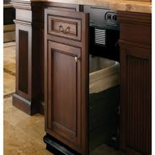 Ge Appliance Repair Kansas City Ge Monogramar 15 Built In Trash Compactor Panel Ready Zcgp150rii