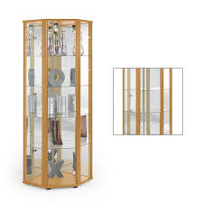 Used Glass Display Cabinets For Sale Cabinet S30