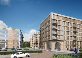 office da architects. 1.86ha Mixed-use Scheme In Windsor Providing Contemporary Offices And 217 Residential Units Office Da Architects