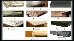 granite countertop edge types photo 7 of granite edge types most popular granite edges granite edge