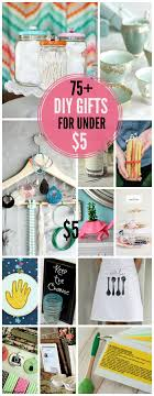 an awesome collection of 75 diy gifts for under 5 lots of great ideas