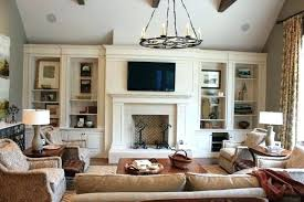 living room built ins family traditional in cabinets cost custom