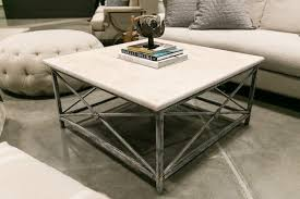 agreeable medallion square iron travertine coffee table round ella home 201