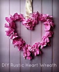 valentine wreaths for your front door17 Fabulous DIY Valentines Day Wreath Designs To Adorn Your Front