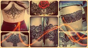 тату кружева фото лучших вариантов татуировок