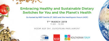 healthy and sustainable ts round table 07 03 2019 european parliament brussels