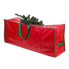 "Christmas Tree Storage Bag - 48"" x 15"" x 20"" - Roomy,"