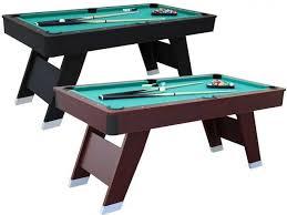 walker simpson baron 6ft pool table