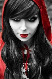 the red project red riding hood goes goth by