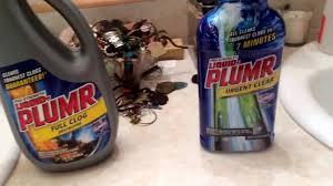sink drain clog remover comparison liquid plumr full clog vs liquid plumr urgent clear