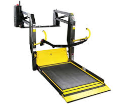 2018 Ricon S Series Mobility Vehicle Lift Commercial Platform
