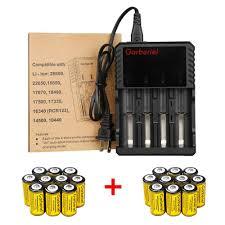 5PCS <b>3.7V</b> Universal Rechargeable <b>Battery</b> Charger for <b>18650</b> ...
