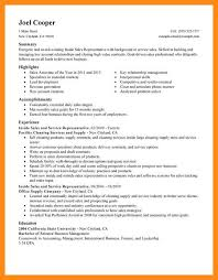 Sales Position Resume Examples 11 12 Resume Examples For Sales Positions