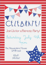 patriotic invitations templates patriotic invitation templates free memorial day party invitations