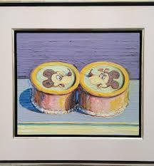 wayne theibaud food art 1