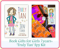 truly tan spy kit pudstar and i headed straight to the favourite of all children