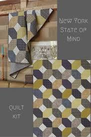 New York State of Mind Quilt | Count, Fabrics and Easy & New York State of Mind Quilt Adamdwight.com