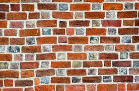 brick wall building and construction