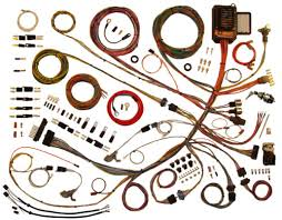 electrical charlotte rod and custom american autowire 1953 1956 ford truck classic update wiring kit 510303