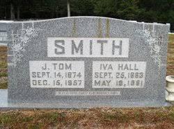 Iva Ella Hall Smith (1883-1961) - Find A Grave Memorial