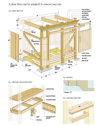 Inspirational Outside Shower Wood Plans With Detailed Size For Backyard  Open Air Shower Without Roofs Layout Ideas
