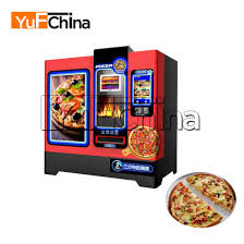 Lets Pizza Vending Machine Enchanting New Design Modern Design Attractive Price Pizza Vending Machine