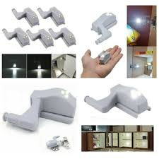 <b>LED Cabinet Hinge Light</b> Lamp For Furniture Kitchen Bedroom ...