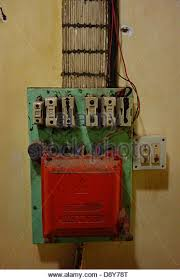 old fuse box stock photos old fuse box stock images alamy red fuse box stock image
