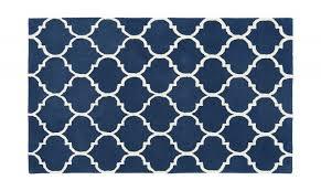 albany rug ogee blue