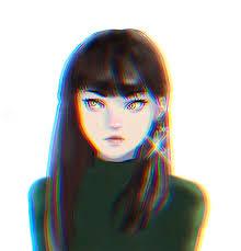 Blurred but pretty Digital Art by Melody Curran
