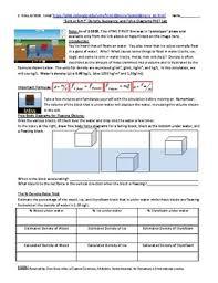 Basic stoichiometry phet lab rvsd 2/2011 let's. The Best 11 Phet Density Lab