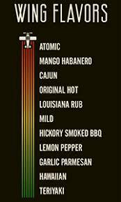 Wingstop Sauce Chart Wingstop Menu Family Packs Wingstop Stuffed Peppers