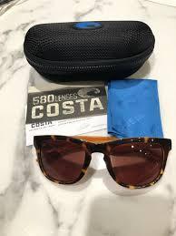 Costa Del Mar Lens Color Chart Costa Del Mar Lr21obmp Polarized Loreta Sunglasses Palladium Blue
