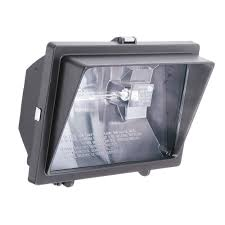 lithonia lighting 1 lamp white outdoor flood light ofl 300 500q 120 lp wh m6 the home depot