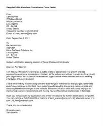 Best Ideas Of Sample Marketing Cover Letter With Additional Sample