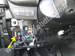 obd2 connector location in peugeot bipper (2007 ) outils obd Peugeot 508 2019 peugeot bipper obd2 plug