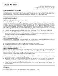 Credit Analyst Resume Entry Level Financial Analyst Resume Senior Examples Sample Finance